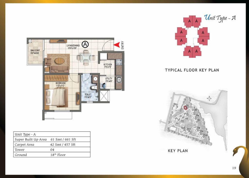 Prestige Lake Ridge Floorplans