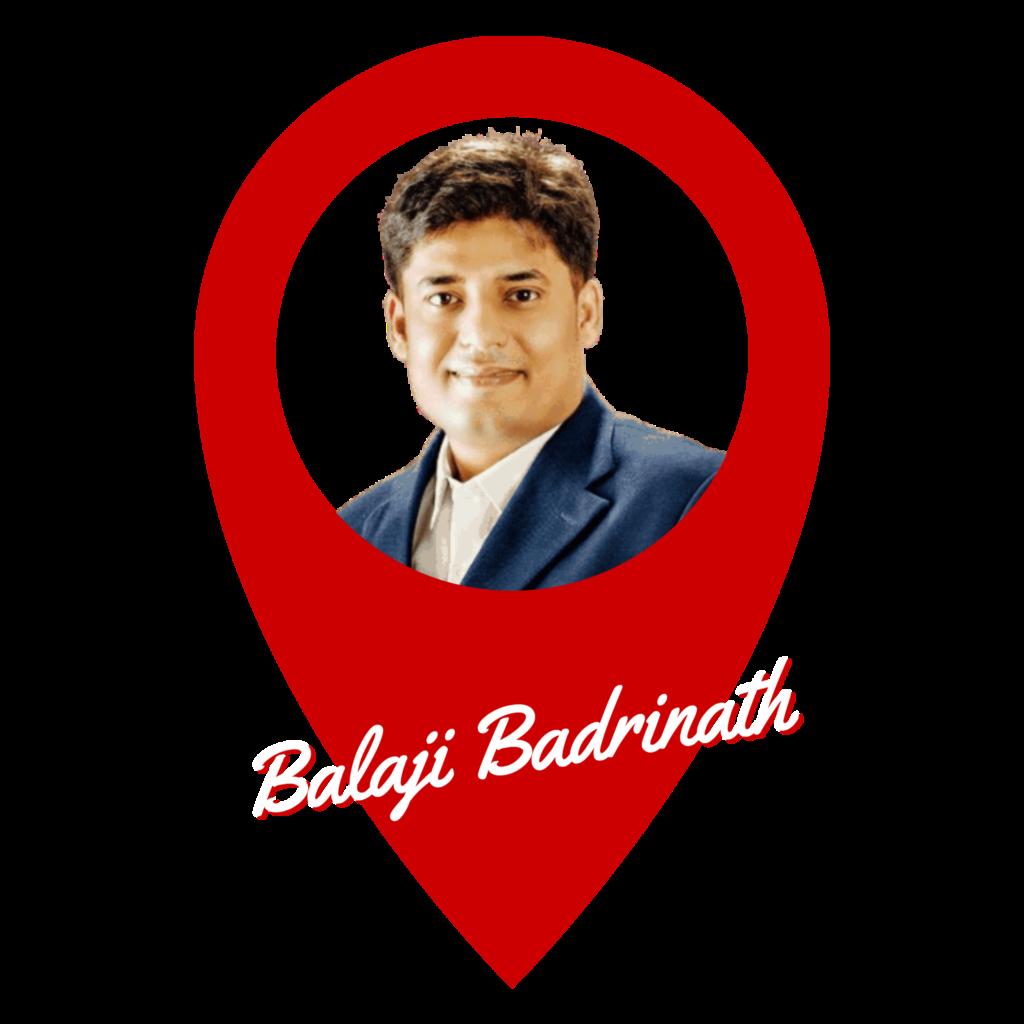 Balaji Badrinath