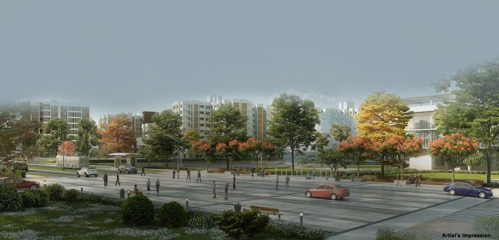 Ozone Urbana Amenities