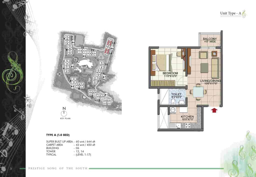 type-a1-644-sq-ft