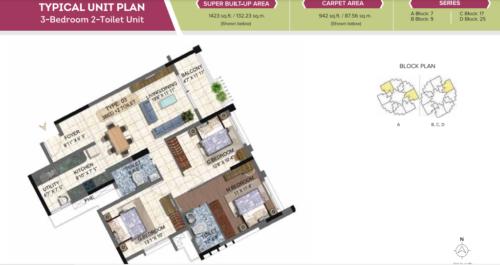 Brigade 7 Gardens Floorplans