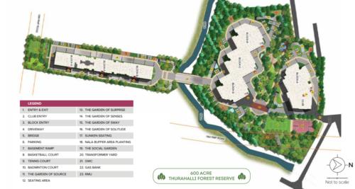 Brigade 7 Gardens masterplan